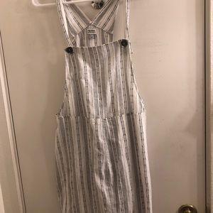 cute overall dress